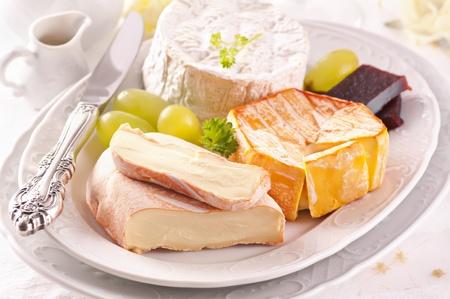 cheese plate  photo