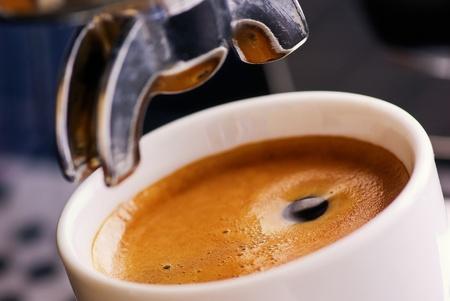 percolate: Espresso