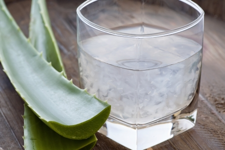 extract: Aloe Drink