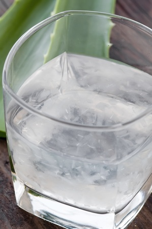 acemannan: Aloe Drink