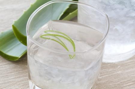 truncated: Aloe Drink