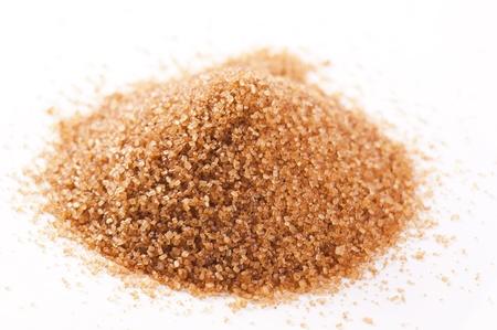 sucrose: Brown sugar