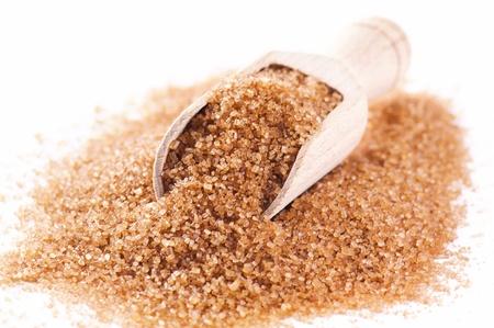 granulated: brown sugar