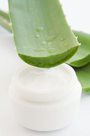 potation: Aloe vera creme