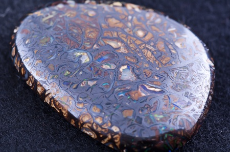 Opal boulder Stock Photo - 11304647