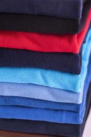 Polo shits different colours photo
