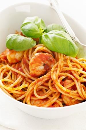 Spaghetti Diablo photo