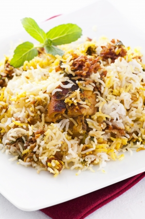 biryani: Biryani Stock Photo