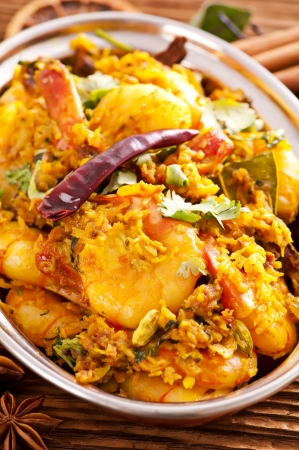 MAsala prawn fry photo