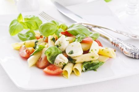 caprese: Caprese Pasta salad