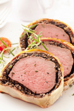 Fillet wellington  photo