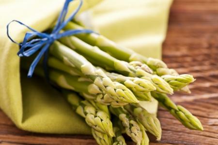 asparagus green Stock Photo - 14450865