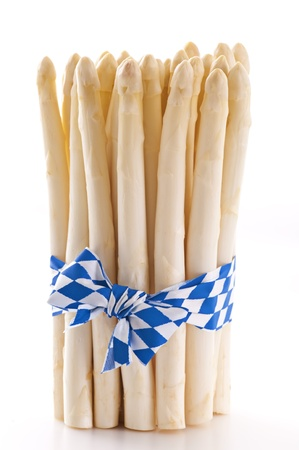 white asparagus photo