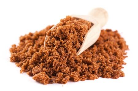 sucrose: muscovado sugar