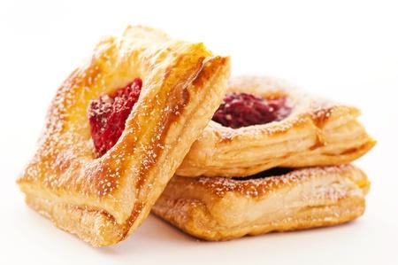 danish puff pastry: Pastry
