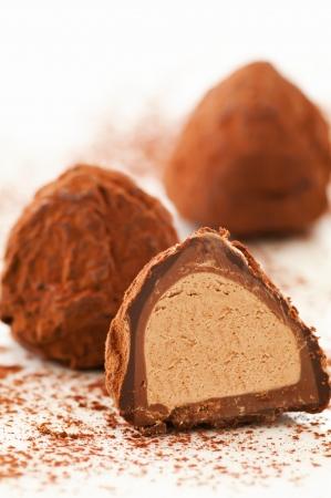 felicity: chocolate truffles