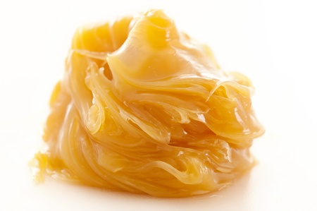 wax: lanolin Stock Photo