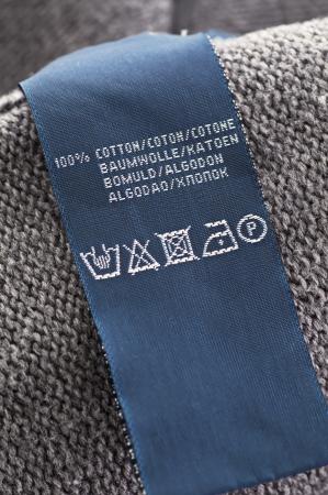 wool fiber: loundry s�mbolo