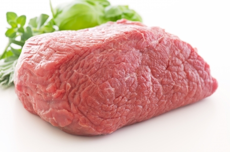 raw beef fillet photo