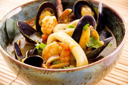 seafood stew photo
