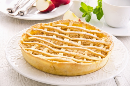 apple tarte  photo