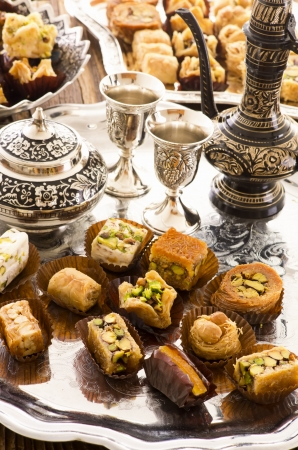 arabian sweets photo