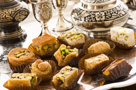 s��igkeiten: arabian Bonbons