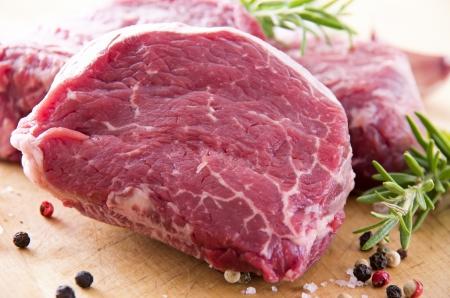 bistecche: bistecca di manzo