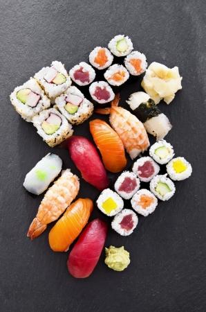 maki: sushi Stock Photo