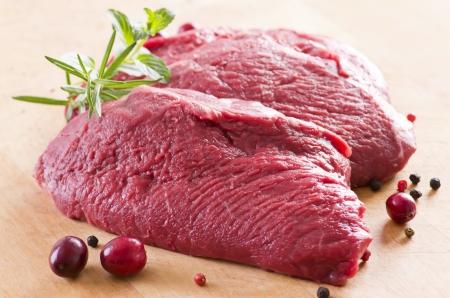 beef steaks Stock Photo - 18228112