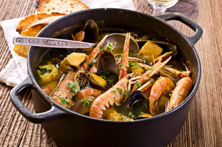 fish soup photo