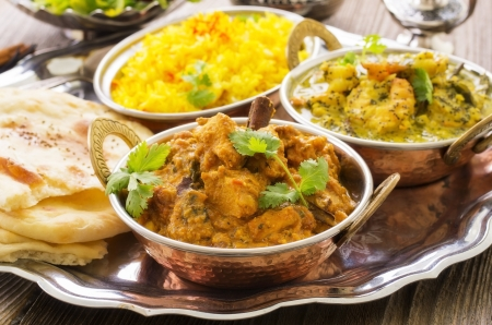 exotically: indian cuisine