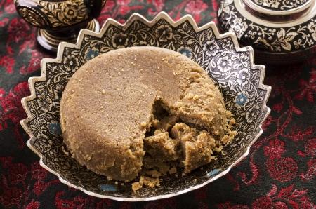 asien: halava dessert