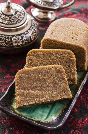 asien: dessert halava Stock Photo