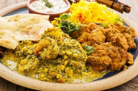 safran: indian food