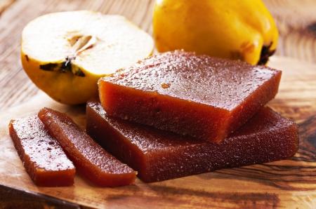 pome: dulce de membrillo