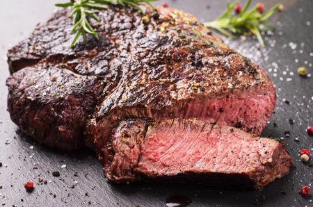 ribeye: steak