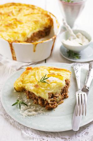 meat pie: Shepherd's Pie