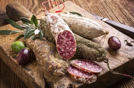 specialty: salami