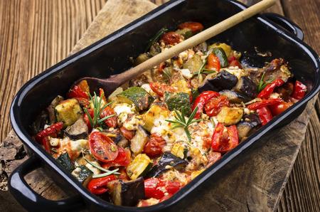 berenjena: de verduras gratinadas