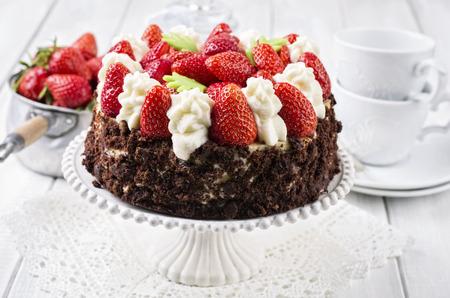 nostalgy: Strawberry cake