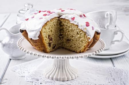 rhum: easter bread kulich
