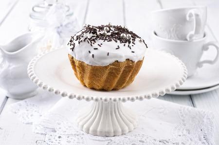 rhum: easter cake babka Stock Photo