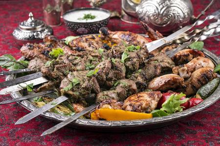 kebab  photo