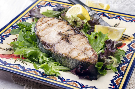 nostalgy: bonito steak gegrillt