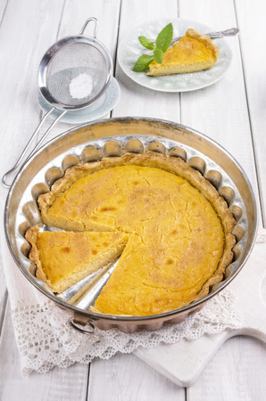 lemon tarte photo