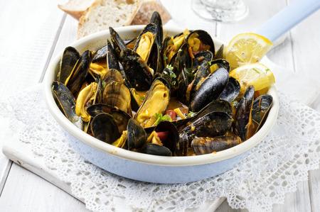 law of portugal: Sailors Mussels