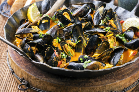 Sailors Mussels photo