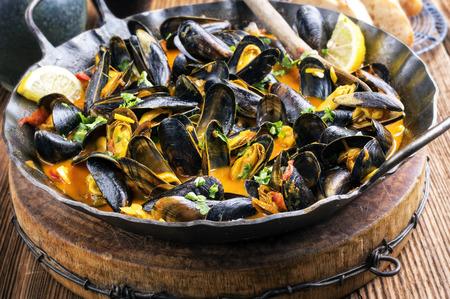 safran: Sailors Mussels