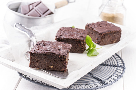 self made: brownies